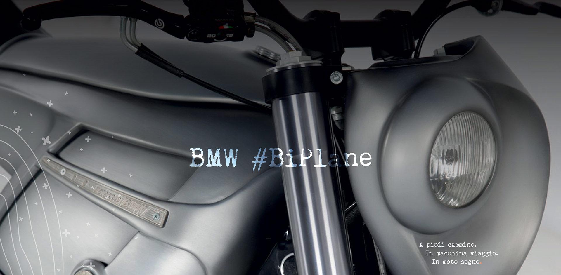 BMW BiPlane